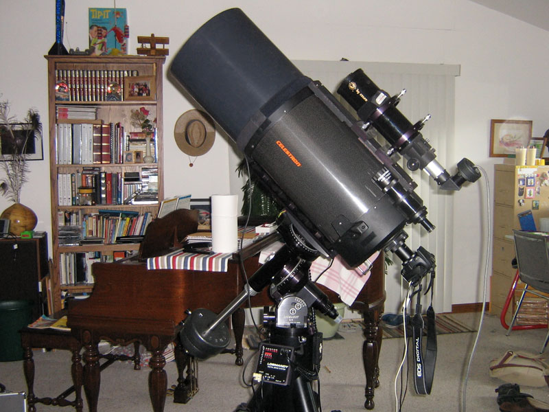 Pictured above is my Celestron 11
